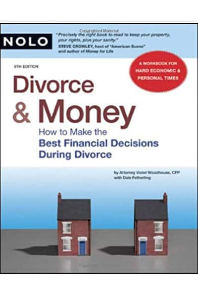 Divorce and Money Book Cover