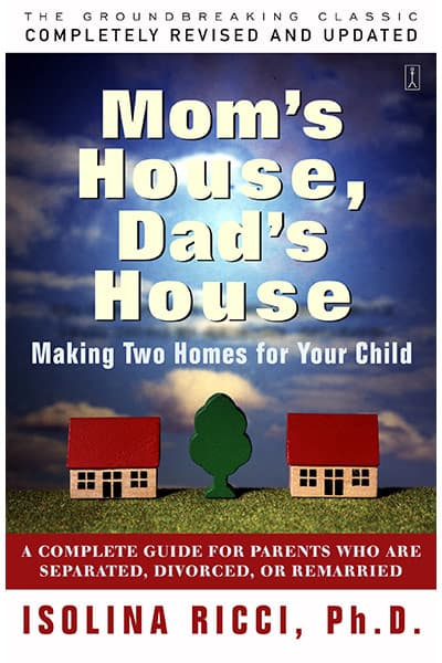 Mom's House, Dad's House Book Cover