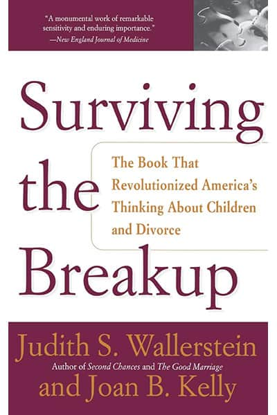 Surviving the breakup Book Cover