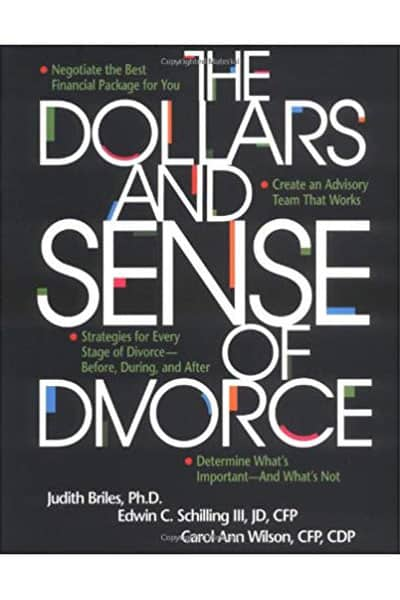 The Dollars and Sense of Divorce Book Cover