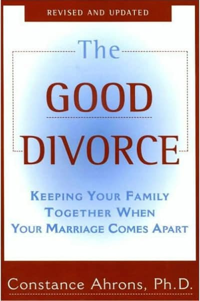 The Good Divorce Book Cover