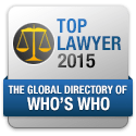 Top Lawyer 2015 Award