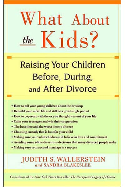 What About the Kids? Book Cover