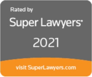 Super Lawyers Selected 2021