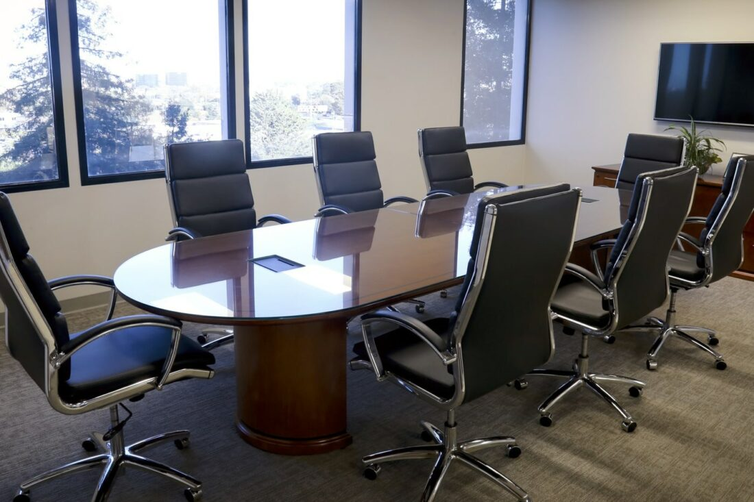 Our Office Conference Room